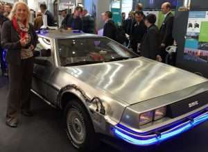 DeLorean bei Phoenix Contact